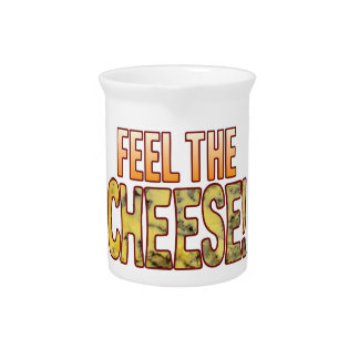 Feel The Blue Cheese Pitcher