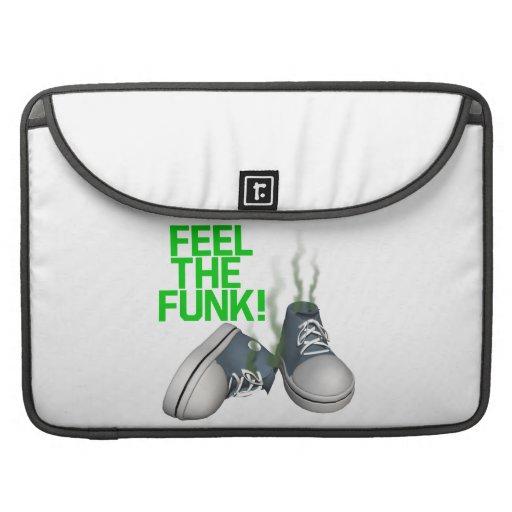 Feel The Funk Sleeve For MacBooks