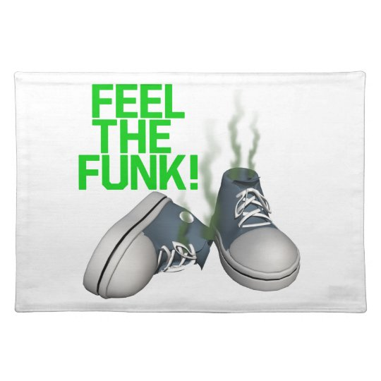 Feel The Funk Place Mats
