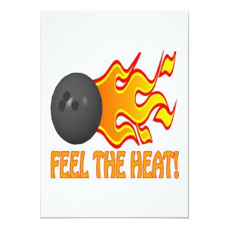 Feel The Heat Card