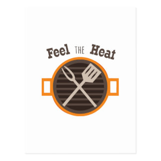Feel the Heat Post Cards