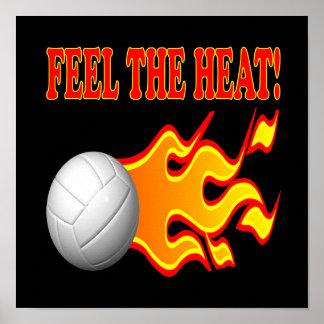 Feel The Heat Print