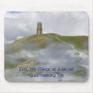 Feel the Magic of Avalon! Mouse Mat