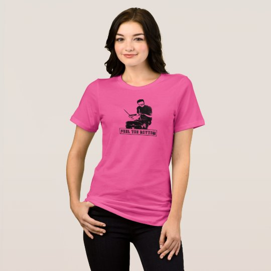 Feel The Rhythm Women's T-Shirt