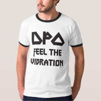 Feel The Vibration Tshirt