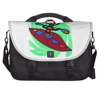 FEEL THE WATER COMMUTER BAGS
