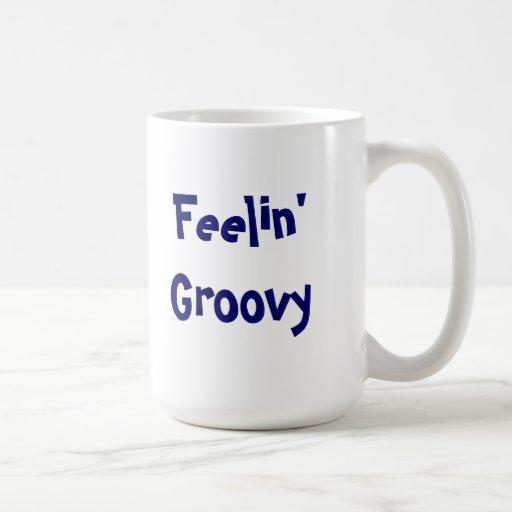 Feelin' Groovy mug