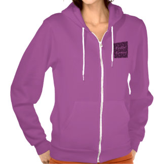 Feelin' Groovy Purple Paisley Shirt