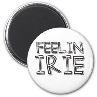 Feelin' Irie Magnet