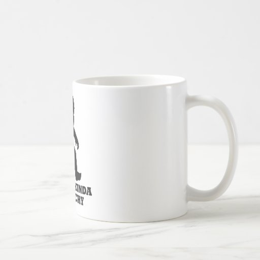 Feelin' Kinda Squatchy Coffee Mugs