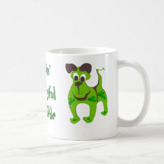 Feelin' My Playful Irish Side - Mug