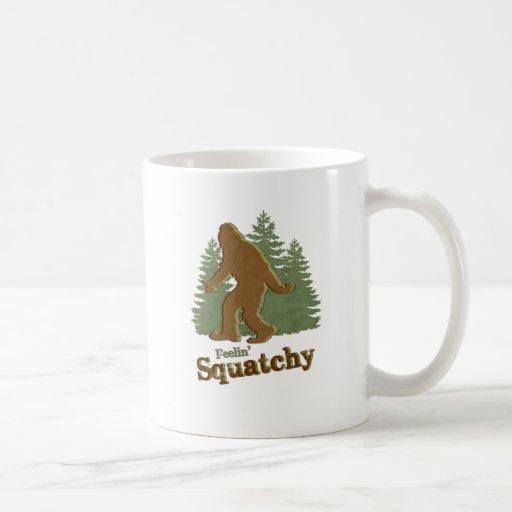Feelin' Squatchy Coffee Mug