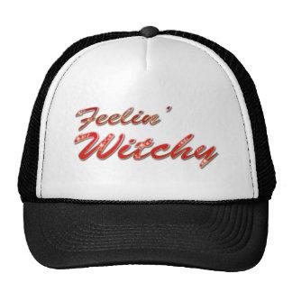 Feelin Witchy Trucker Hats