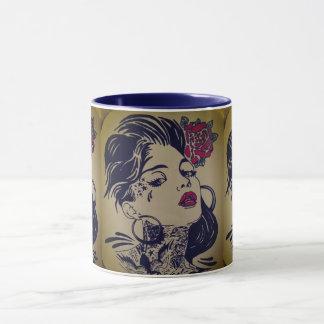 feeling beautiful coffee mug