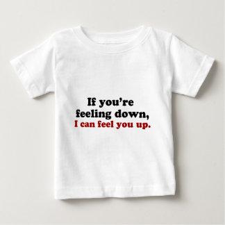 Feeling Down Baby T-Shirt