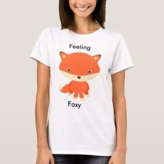 Feeling Foxy Tee