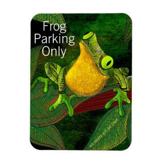 Feeling Froggy Magnet