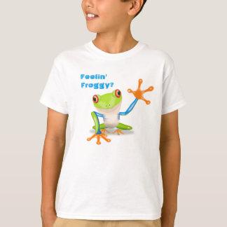 Feeling Froggy? - Tree Frog T Shirt
