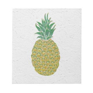 Feeling Fruity Pineapple Notepad
