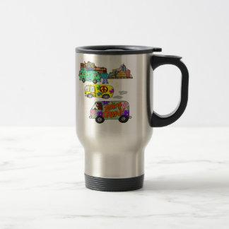 Feeling Groovy Baby Boomer Coffee Mug