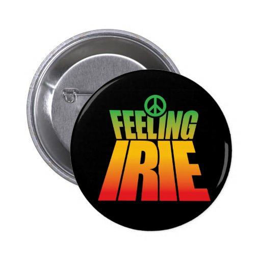 Feeling Irie Pin