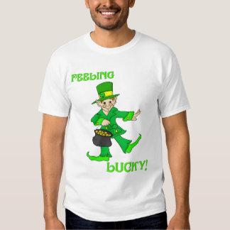 Feeling Lucky Leprechaun Shirts