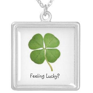 Feeling Lucky Pendants