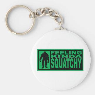 Feeling Squatchy Gear - Finding Bigfoot Key Chain