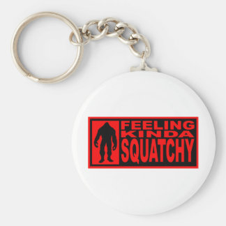 Feeling Squatchy Gear - Finding Bigfoot Key Chains