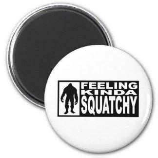 Feeling Squatchy Gear - Finding Bigfoot Fridge Magnets
