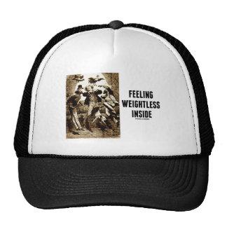 Feeling Weightless Inside Anti-Gravity Verne Trucker Hat