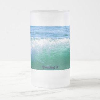 Feels so good_Mug Frosted Glass Mug