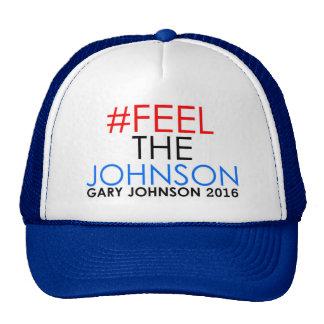 #feelthejohnson Gary Johnson 2016 Trucker Hat