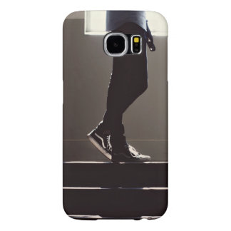 Feet on the stairs samsung galaxy s6 cases