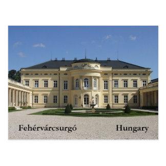 Fehervarcsurgo Post Card