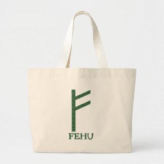 Fehu Canvas Bag