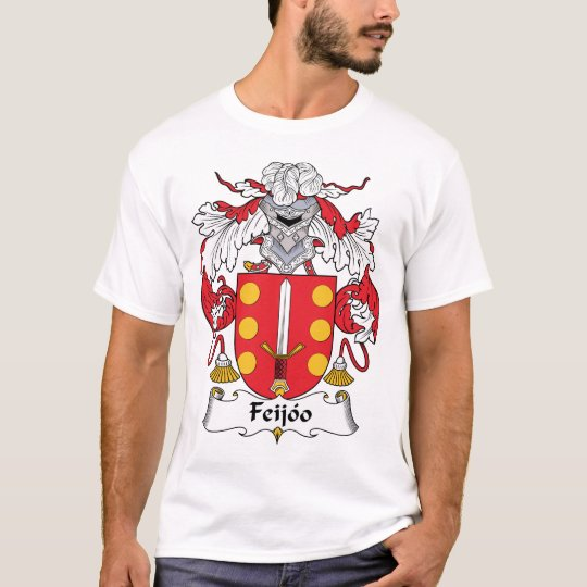 Feijoo Family Crest T-Shirt