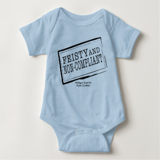 Feisty Baby Bodysuit