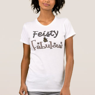 Feisty & Fabulous Tank Top