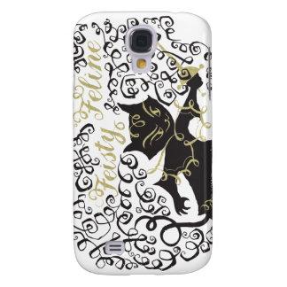 Feisty Feline Galaxy S4 Case