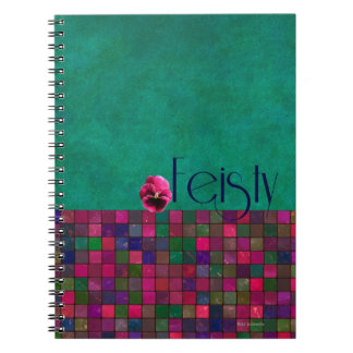 FEISTY- Spiral Notebooks