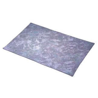 Feisty Table | Lavender Lilac Purple Splatter | Placemat