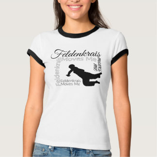 Feldenkrais Moves Me Shirt | Black & White