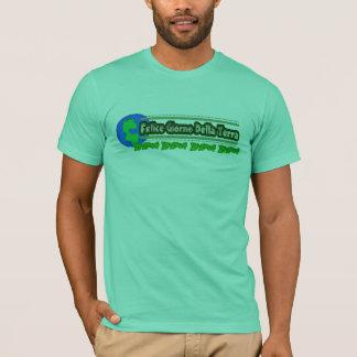 Felice Giorno Dell Terra T-Shirt