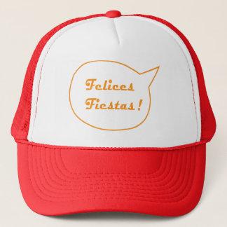 Felices Fiestas ! hat