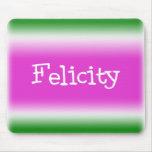 Felicity Mousepad