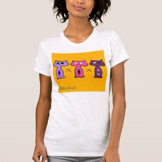 Felid friends1 tshirt