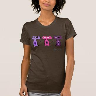 Felid Friends T-shirt