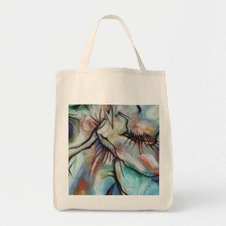 Felid Grocery Tote Bag