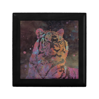Felidae Small Square Gift Box